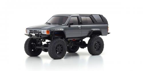 Kyosho MINI-Z 4X4 MX-01 TOYOTA 4RUNNER GREY METALLIC (KT531P)