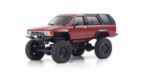 Kyosho MINI-Z 4X4 MX-01 TOYOTA 4RUNNER METALLIC RED (KT531P)