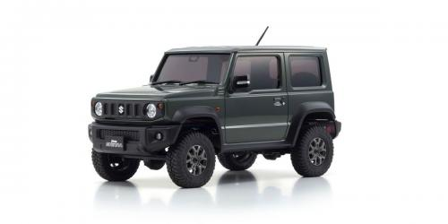 Kyosho MINI-Z 4X4 MX-01 SUZUKI JIMNY SIERRA JUNGLE GREEN (KT531P)