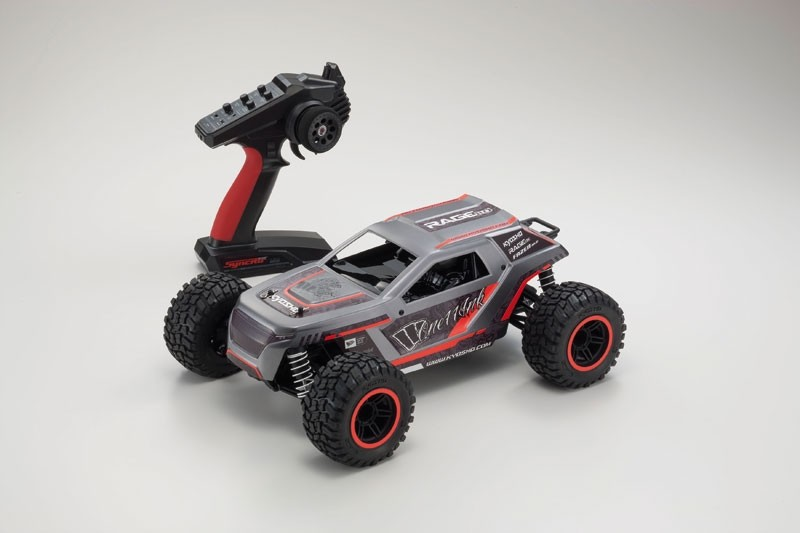 RAGE 2.0 FAZER MK2 1:10 EP 4WD READSYET TYPE 1