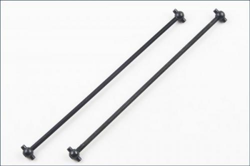 Drivaxel 140mm (MT128)