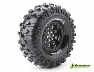 "Louise RC CR-Rowdy 1.9"" Crawler Tire Super Soft"