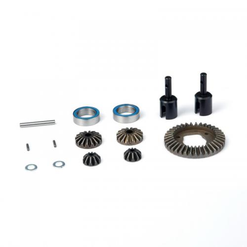 DIFF GEAR & SHAFT SET
