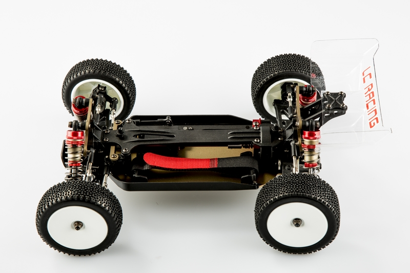LC Racing S.A.R. EMB 1:14 Buggy kit version PRO