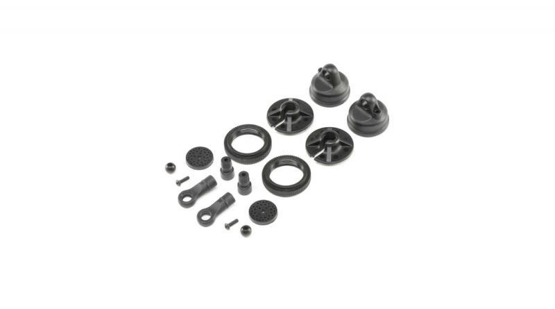 Shock Hardware Plastics (2): LST 3XL-E