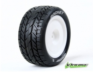 Louise RC E-Rocket 1:10 4wd Buggy Rear Tire