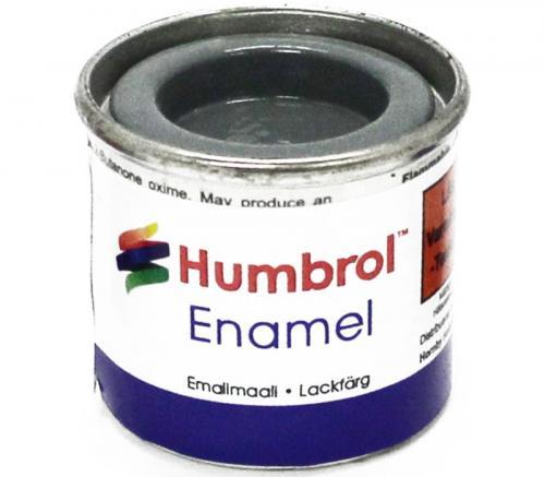 Humbrol Enamel Dark AD Grey 5
