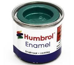 Humbrol Enamel Green Mist 50