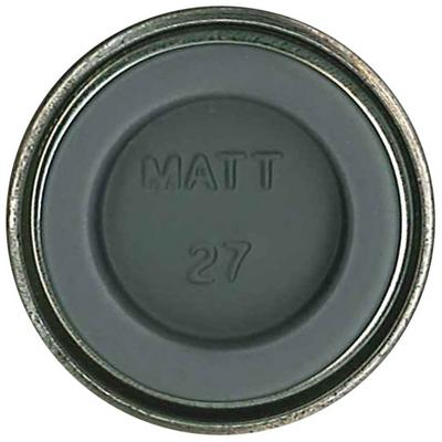 Humbrol Enamel NO1 Matt Sea Grey 27