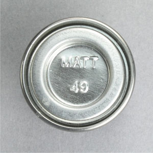 Humbrol Enamel NO1 Matt Clear 49