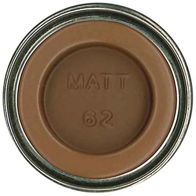 Humbrol Enamel NO1 Matt Leather