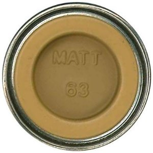 Humbrol Enamel NO1 Matt Sand 63