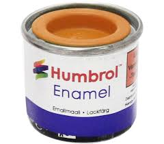 Humbrol Enamel NO1 Gloss Yellow 69