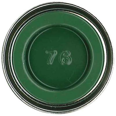 Humbrol Enamel NO1 Matt Uniform Green 76