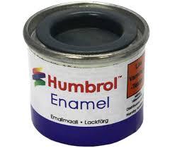 Humbrol Enamel Matt Navy Blue 77