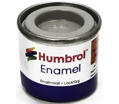 Humbrol Enamel LT.Aircraft Grey 166
