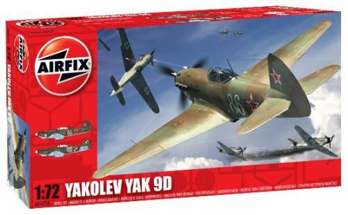 Airfix YAK 9D 1:72