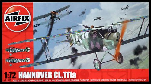Airfix HANNOVER CL111 1:72