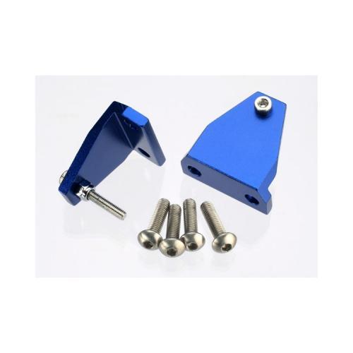 Trim tab adjuster (2)/ 4x16mm BCS stainless (4)