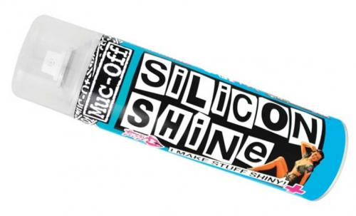 Muc-Off Silicon Shine Protective Spray