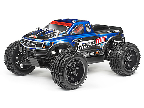 "Maverick Strada MT 1/10 RTR Electric Monster Truck ""New Edition"""
