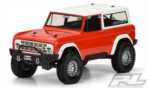 Proline Ford Bronco 1973 Crawler Kaross (1)