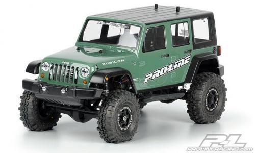 Proline Jeep Wrangler Rubicon kaross