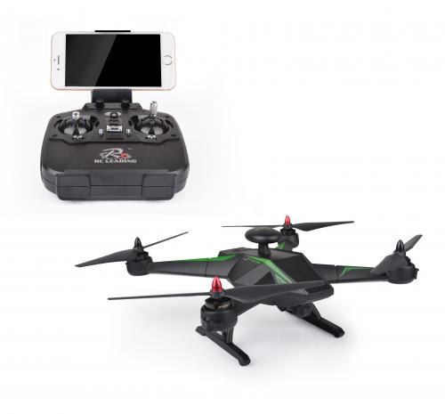 RC-ONE 36 Drone, Brushless (720p WIFI FPV & GPS)
