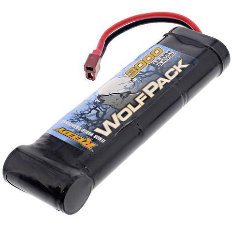 REEDY 3000mah  Wolfpack 8,4V Deans