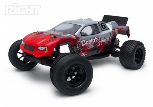 Right 1/10 OCELOT 2WD Truggy RTR