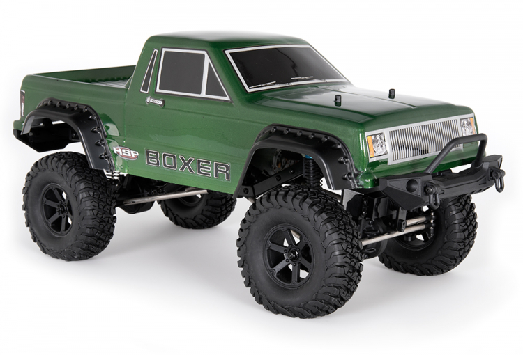 Right 1/10 Boxer Crawler 4WD RTR