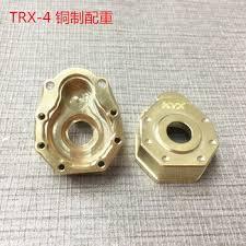 KYX Brass Portal Drive Housing for TRX-4