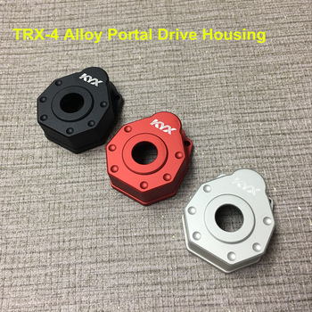 KYX Aluminium Portal Drive Housing for TRX-4