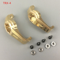 KYX Brass Front C Hub Carrier for Traxxas TRX-4 RC Rock  crawler