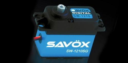 Savöx Servo digital Waterproof 7,4V