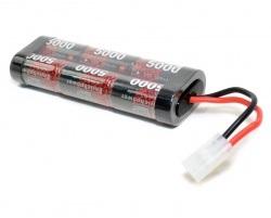 Enrich Power 5000mah 7,2V Rak, Tamiya kontakt