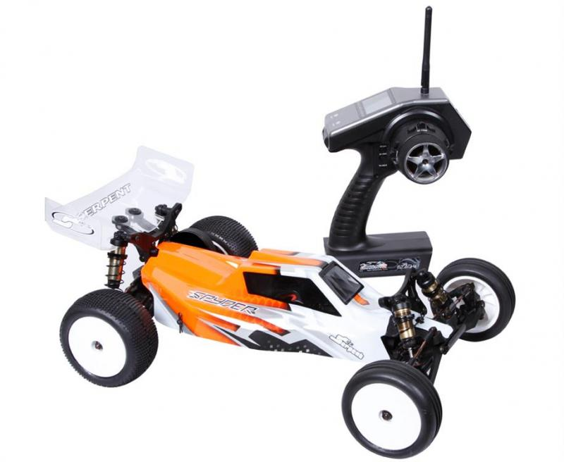 Serpent Spyder Buggy SRX-2 MM 2wd 1/10 RTR