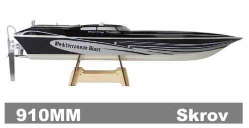 WORB Mediterranean Blast Hull Only Medium 900mm