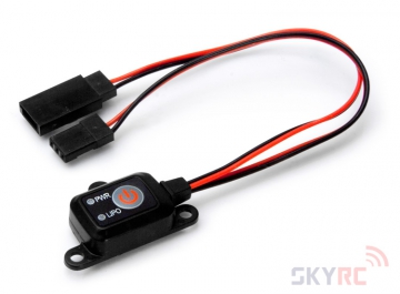 SKYRC Power Switch Elektronisk strömbrytare 10A