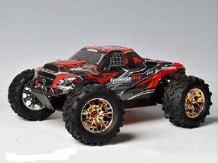 SST Racing Nitro Monstertruck 2.4ghz RTR