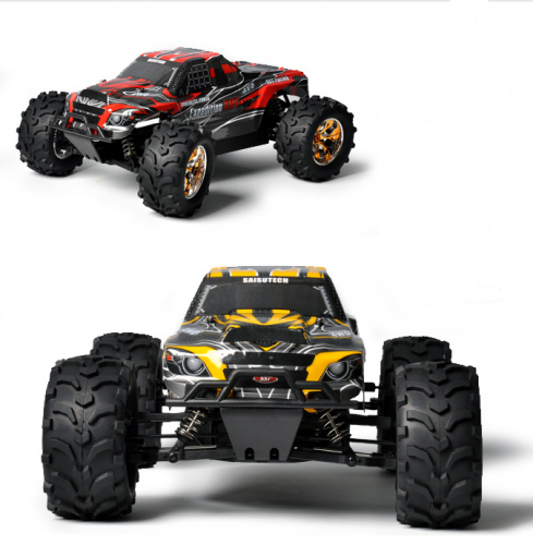 SST Racing Monstertruck XMT VE V2 2.4ghz Lipo Edit