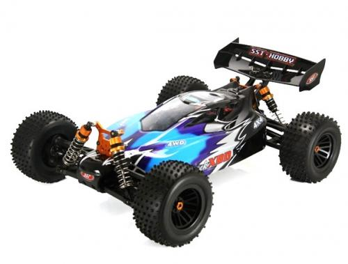 SST Racing Buggy/Truggy XBD 2.4ghz
