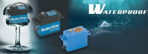 Savöx servo digital Waterproof