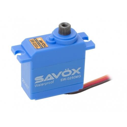 Savöx Servo SW-0250MG Waterproof Digital Metal Gear Micro Servo
