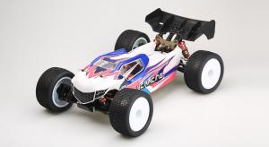 LC Racing S.A.R. EMB 1:14 Truggy RTR