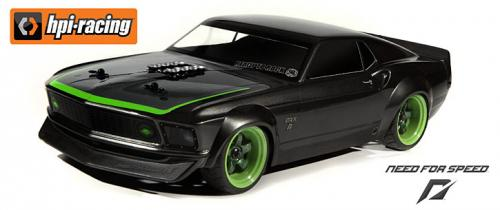 HPI Sprint 2 Sport 1969 Ford Mustang RTR