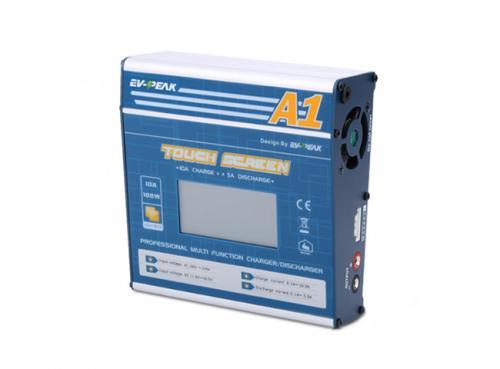EV-PEAK Touchscreen 10A laddare
