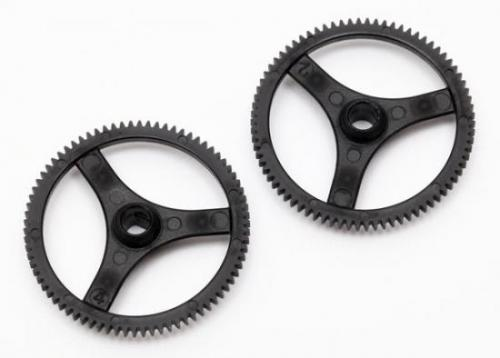 Spur gear. 78-tooth (2)
