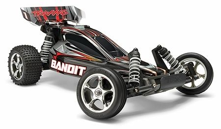 TRAXXAS BANDIT XL-5 2WD 2.4GHZ BUGGY