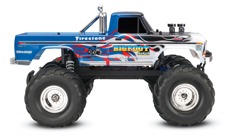 Traxxas Bigfoot No.1 Special Edition